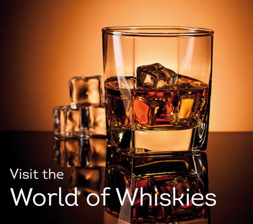 World of Whiskies