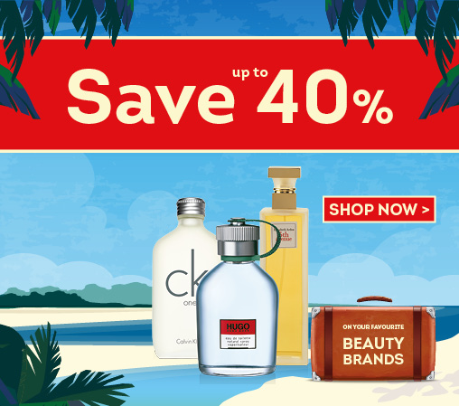 Selected Fragrance 40% off