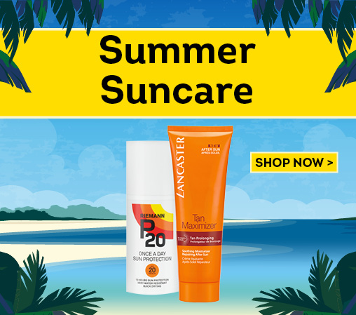 3 for 2 on selected sun care brands